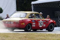 Tom Kristensen Ford Escort