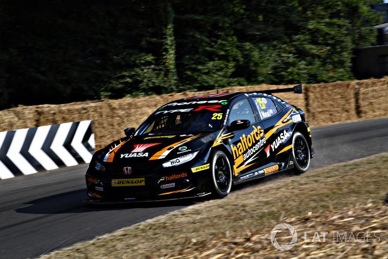 Matt Neal, Honda Civic Type-R (55,13 detik)