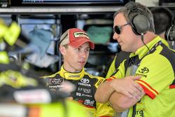 Brandon Jones, Joe Gibbs Racing, Toyota Camry Toyota Menards NRG