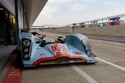 Aston Martin LMP1 carrocería