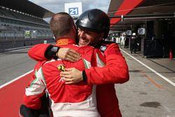 GTE Qualifying, #55 Spirit of Race, Ferrari F488 GTE: Matt Griffin
