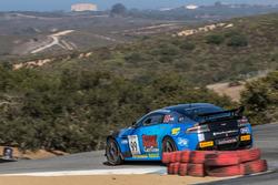 #99 Aston Martin GT4: Charlie Putman, Charles Espenlaub, Eric Lux