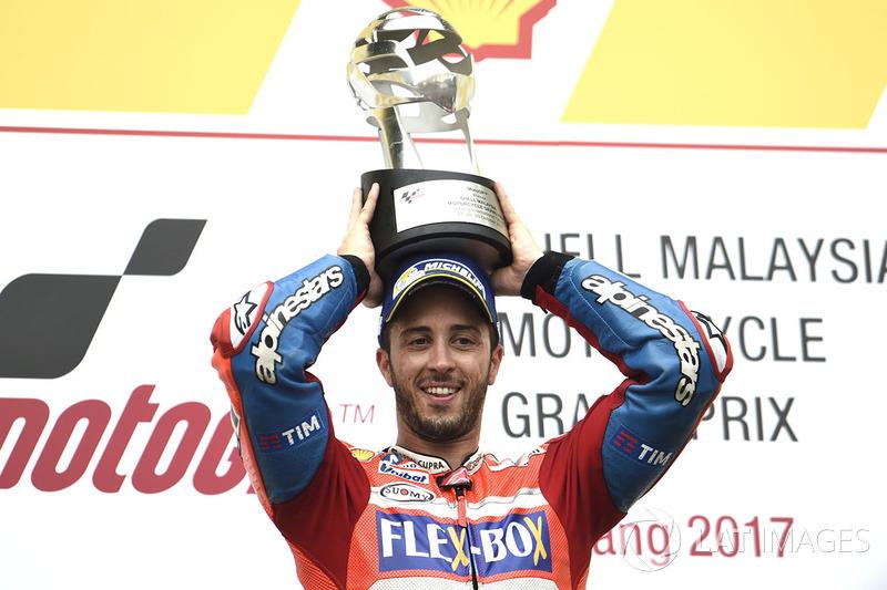 #39 - Andrea Dovizioso - GP de Malasia 2017