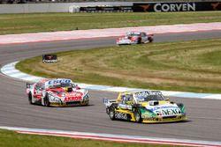 Omar Martinez, Martinez Competicion Ford, Guillermo Ortelli, JP Carrera Chevrolet, Jose Manuel Urcera, Las Toscas Racing Chevrolet