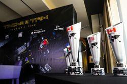 Les trophées de Techeetah