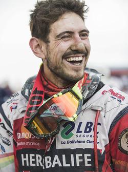 Даниэль Носилья, HT Rally Raid Husqvarna Racing
