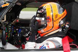 An emotional Helio Castroneves, Team Penske Acura