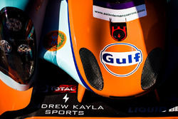 #1 WIN Motorsport Ligier JS P3 nose detail