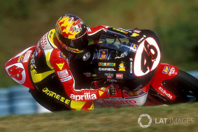 1998 (250cc) - Vice-campeão (5 vitórias), 201 pontos