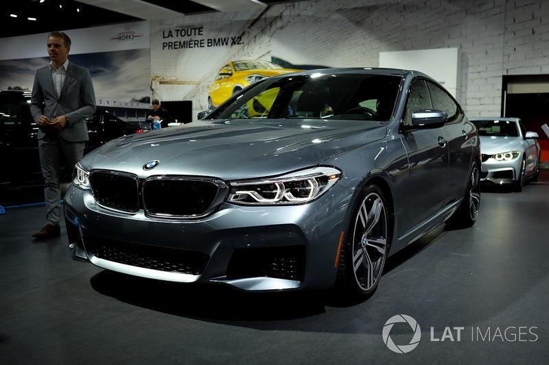 2018 BMW 6-Series GT