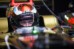 James Rossiter, Techeetah