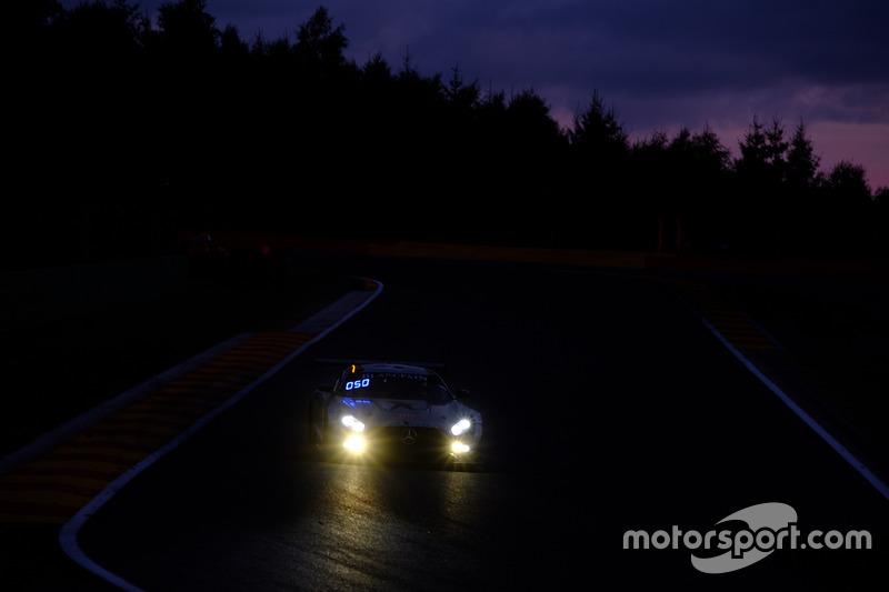 #5 Black Falcon Mercedes-AMG GT3: Kriton Lendoudis, Saud Al Faisal, Rui Aguas, Tom Onslow-Cole