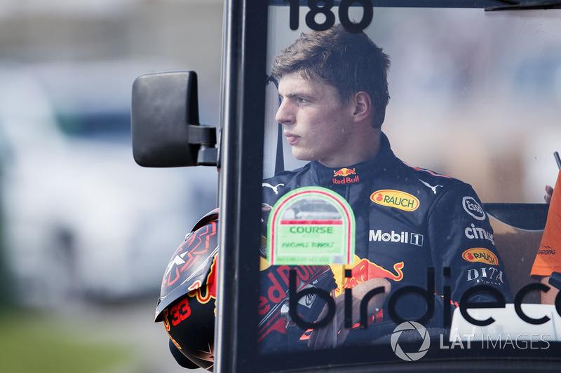 Max Verstappen – volta 6