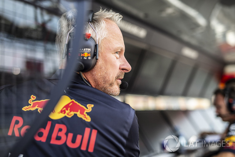 Jonathan Wheatley, Red Bull Racing Takım Menajeri