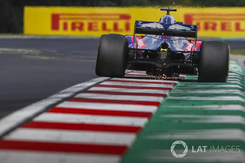 15. Brendon Hartley, Toro Rosso STR13