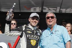 Ed Carpenter, Ed Carpenter Racing Chevrolet et Fuzzy Zoeller
