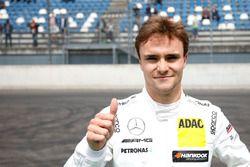 Pole de Lucas Auer, Mercedes-AMG Team HWA