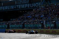 Jérôme d'Ambrosio, Dragon Racing, Mitch Evans, Jaguar Racing
