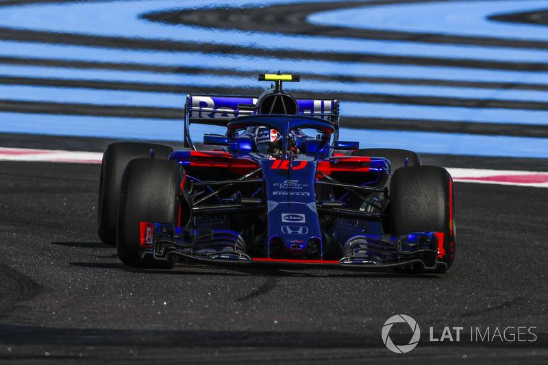 14. Пьер Гасли, Scuderia Toro Rosso STR13