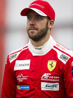 Sam Bird, AF Corse Ferrari