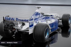 Williams FW25 BMW 2003 року