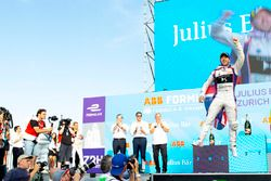 Il secondo classificato, Sam Bird, DS Virgin Racing