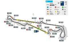 Paul Ricard track map