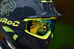 #90 TF Sport Aston Martin Vantage reflected