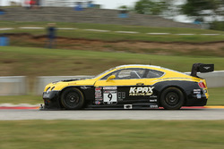 #9 K-PAX Racing Bentley Continental GT3: Alvaro Parente