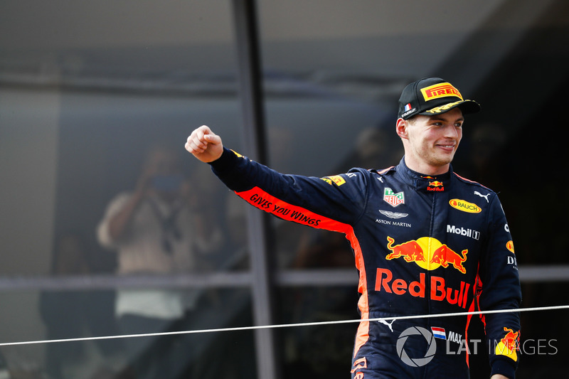 2e : Max Verstappen (Red Bull Racing)