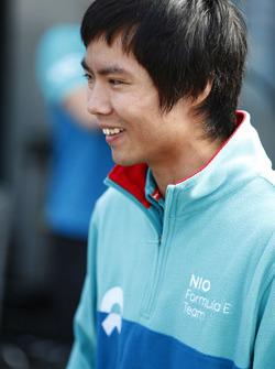 Ma Qinghua, NIO Formula E Team