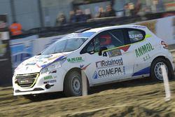 Stefano Fanti, Peugeot 208 R2B