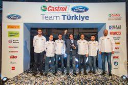 Castrol Ford Team Türkiye şampiyonluk galası