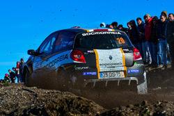 Miguel Correia, Pedro Alves, Renault Clio R3T, ARC Sport