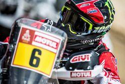 #6 Monster Energy Honda Team Honda: Paulo Goncalves