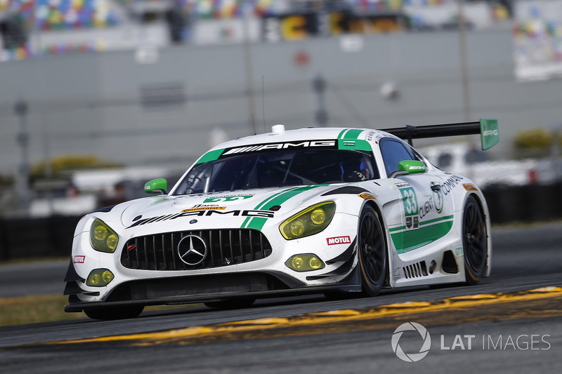41.- #33 Riley Motorsports Mercedes AMG GT3 (GTD): Jeroen Bleekemolen, Ben Keating, Adam Christodoulou, Luca Stolz