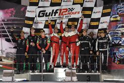 GT Pro Am class podium