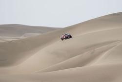#301 Toyota Gazoo Racing Toyota Hilux : Nasser Al-Attiyah, Matthieu Baumel