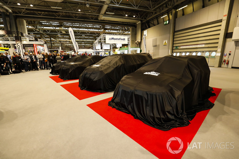 Les WRC 2018 prêtes à être dévoilées