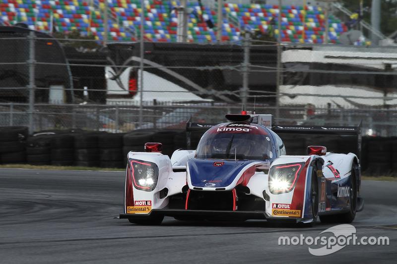 #23 United Autosports Ligier LMP2: Phil Hanson, Lando Norris, Fernando Alonso