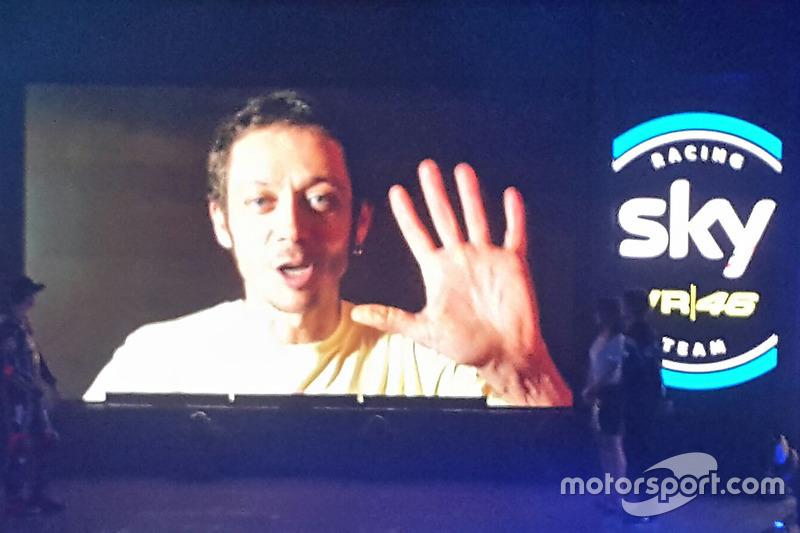 Valentino Rossi, Sky Racing VR46 team prinicipal