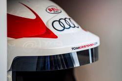 Il casco di Tom Kristensen