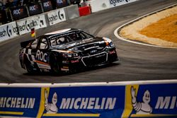 Timo Bernhard of Team Germany driving the Whelen NASCAR