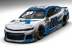 Jeffrey Earnhardt, StarCom Racing Chevrolet