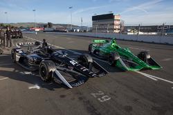 Джордан Кінг, Spencer Pigot, Ed Carpenter Racing Chevrolet