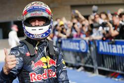 Derde plaats Daniel Ricciardo, Red Bull Racing