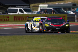 #56 Tolman Motorsport Ltd - McLaren 570S GT4 - David Pattison, Joe Osborne