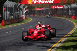 Kimi Raikkonen, Ferrari F2007