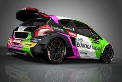 Sébastien Loeb Racing, Peugeot 208 WRX