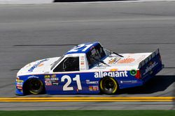 Johnny Sauter, GMS Racing, Allegiant Airlines Chevrolet Silverado